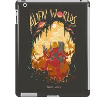 Alien Worlds iPad Case/Skin