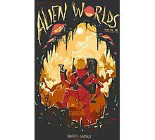 Alien Worlds Photographic Print