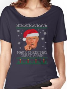 Make christmas great again Women's Relaxed Fit T-Shirt