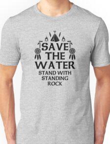 NoDapl, Save The Water Unisex T-Shirt