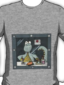 dinosaur in disguise  T-Shirt