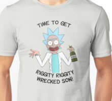 Morty - Rick and Monrty Unisex T-Shirt