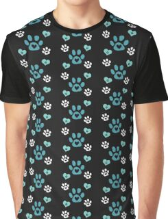 Hearts & Paws Forever Graphic T-Shirt