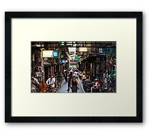 ~ Degraves Street ~ Framed Print