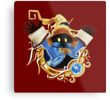 Vivi Kingdom Hearts Metal Print