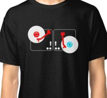 Twisted Turntables Classic T-Shirt