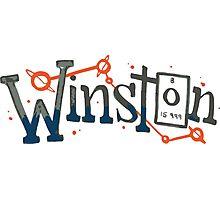 Winston Photographic Print