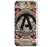 The Damned iPhone Case/Skin