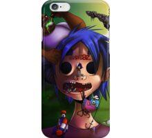 Gorrillaz Tribute iPhone Case/Skin
