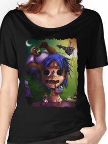 Gorrillaz Tribute Women's Relaxed Fit T-Shirt