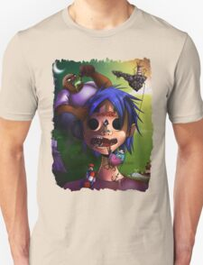 Gorrillaz Tribute T-Shirt