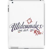 Widowmaker iPad Case/Skin