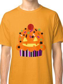 Halloween Cupcake Classic T-Shirt
