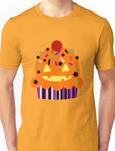 Halloween Cupcake Unisex T-Shirt
