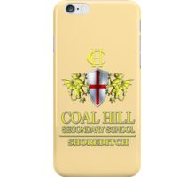 Doctor Who - Coal Hill Secondary iPhone Case/Skin