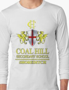 Doctor Who - Coal Hill Secondary Long Sleeve T-Shirt