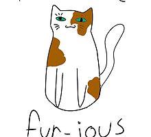 Mew Make Me Fur-ious by naisue