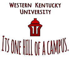 WKU - One Hill of a Campus by MadameGrimm