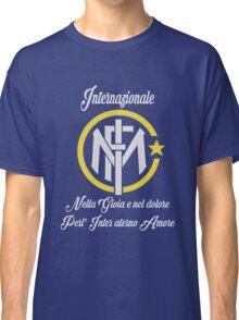 Intermilan - Forza inter Classic T-Shirt