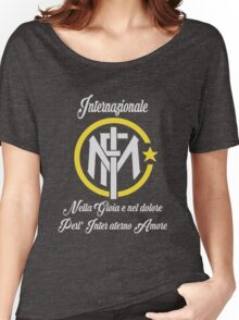 Intermilan - Forza inter Women's Relaxed Fit T-Shirt