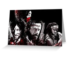 TWD Collection Greeting Card