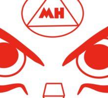 Marko Hernandez Owl logo Sticker