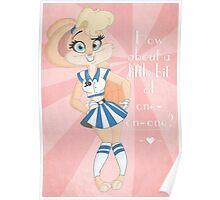 Retro Lola Poster