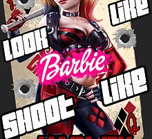 SHOOT LIKE HARLEY by Team-AGP2014