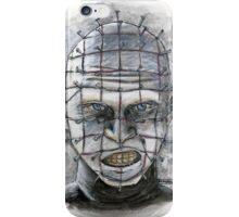 Lead Cenobite...Pinhead! iPhone Case/Skin