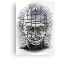 Lead Cenobite...Pinhead! Canvas Print