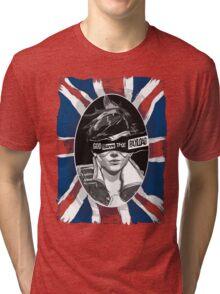 OVERWATCH TRACER Tri-blend T-Shirt