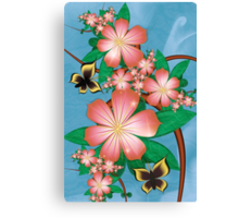 Peach Blossom Special Canvas Print