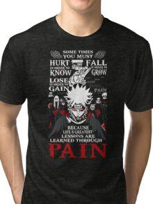 Akatsuki Pain Tri-blend T-Shirt