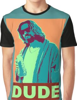 The Dude Propaganda Graphic T-Shirt