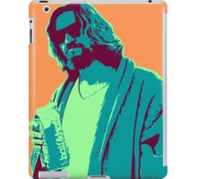 The Dude Propaganda iPad Case/Skin