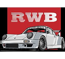 Rauh Welt Begriff Photographic Print