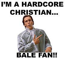 hardcore christian bale fan by kurrdt