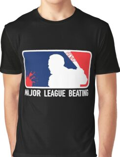 Major League Beating Graphic T-Shirt