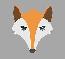 Fox by DjenDesign
