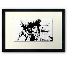 Gintama, Anime Framed Print