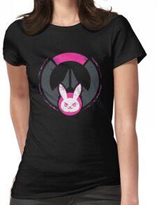 OVERWATCH DVA Womens Fitted T-Shirt