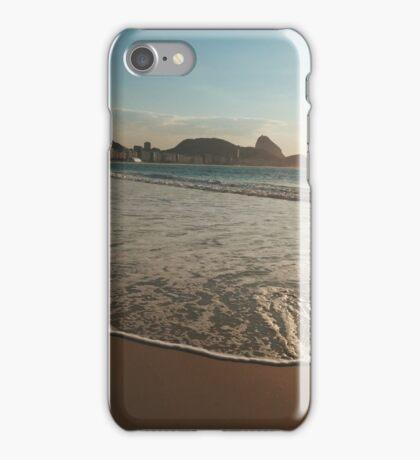 Copacabana Beach Ocean Shore  iPhone Case/Skin
