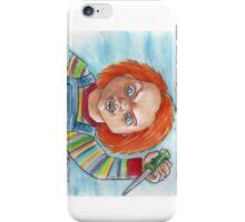 Hi, I'm Chucky. Wanna play? iPhone Case/Skin