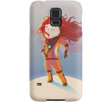 The Girl Wonder Samsung Galaxy Case/Skin