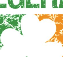 Fitzgerald Surname Irish Sticker