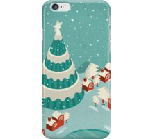 Christmas eve iPhone Case/Skin