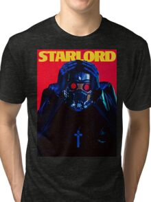 Starboy....I mean StarLord... Tri-blend T-Shirt