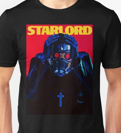 Starboy....I mean StarLord... Unisex T-Shirt