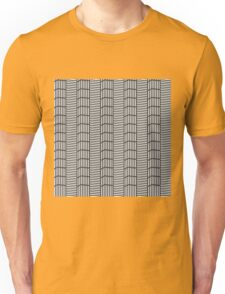 3D skyscrapers Unisex T-Shirt