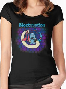 Mootyvation Women's Fitted Scoop T-Shirt